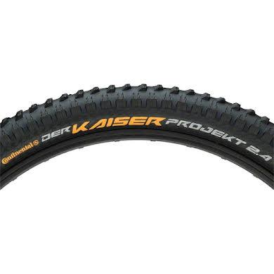 Continental Der Kaiser Rammstein Projekt 26x2.4 Black Chili Rubber and APEX w/Steel Bead