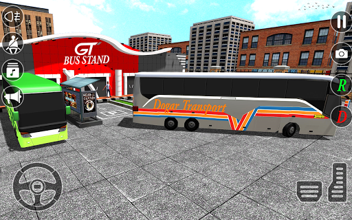 Real Bus Parking: Parking Games 2020 apkslow screenshots 9