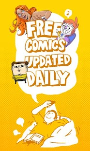 LINE WEBTOON - Free Comics- screenshot thumbnail