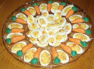 Deviled Egg Easter Candy