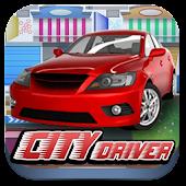 City Driver Car 3D