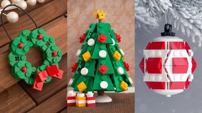 DIY Christmas decorations