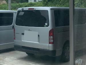 ハイエースバン 23年式 DX  4WDのカスタム事例画像 ⭐️星⭐️ 和尚❤️【不正改造車保存会】さんの2020年07月14日00:02の投稿