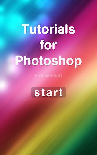 Tutorials for Photoshop CS6