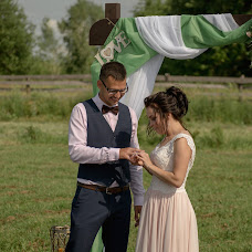 Wedding photographer Kupcova Polina (pollycorn). Photo of 23.07.2018