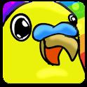 Up Down Budgie Bird ! icon