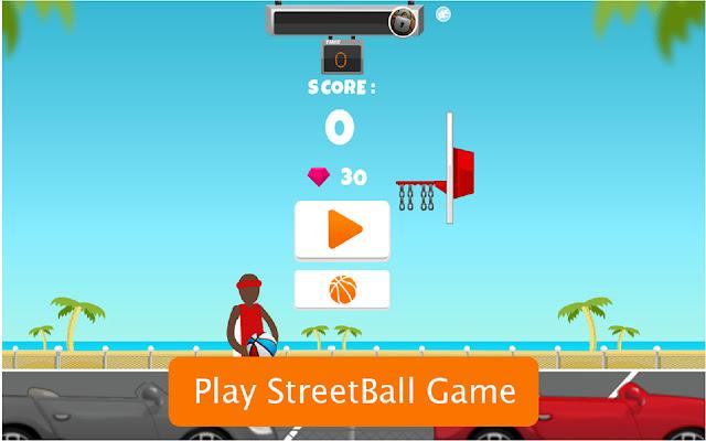 Play Streetball game