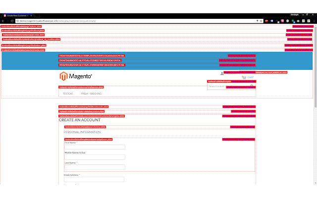 Weboffice - Magento PathHints