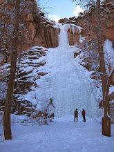 Photo: Warm weather, great scenery, fun climbing.