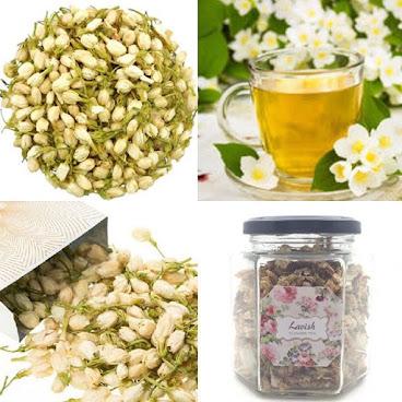🌼茉莉花茶 (Jasmine Tea)🌼