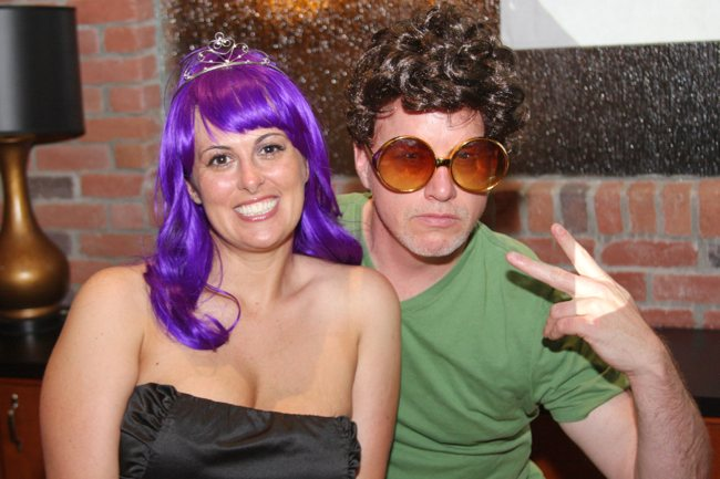 Photo: A fairytale theme inspired attendees at Big Wig IV on June 2. The annual event raises funds for the Atlanta Gay Men's Chorus. View the full photo album: http://projectqatlanta.com/news_articles/view/A_bounty_of_Big_Wigs_for_chorus_fundraiser_photos?gid=11179