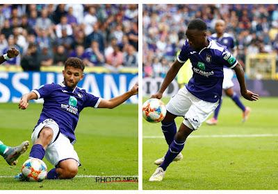 Hotman El Kababri en Thierry Lutonda mogen Anderlecht deze maand nog verlaten