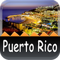 Puerto Rico Offline Map Guide icon