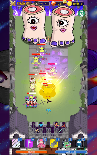 NINJA SHURIKEN - Legend Defense screenshot 11