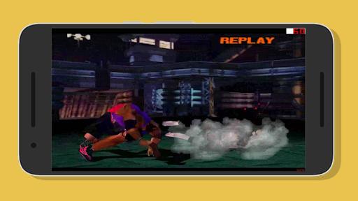 Super PPSSPP Tekken 3 - 7 reference 1.0 screenshots 3