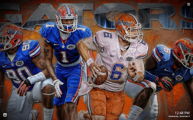 Florida Gators Football HD Wallpapers New Tab