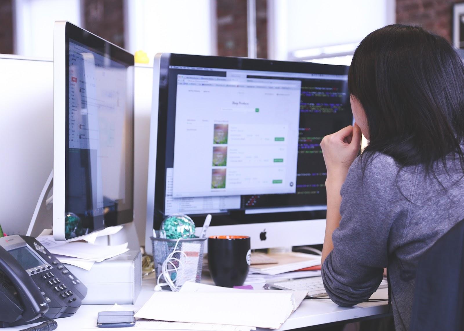 webiste maker designer