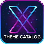 Theme Catalog X (Xperia Theme) Icon