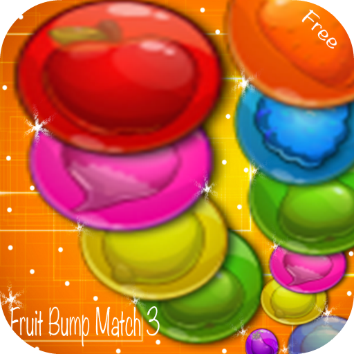 Fruit Bump Match 3