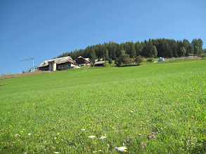 Photo: Gehöft Hochreiter,bei Oberwölz