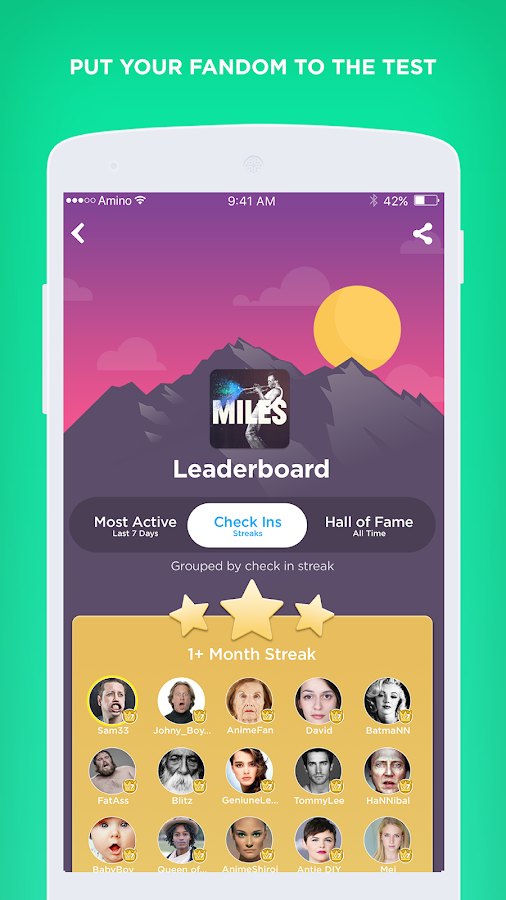 Amino: Communities and Chats- screenshot