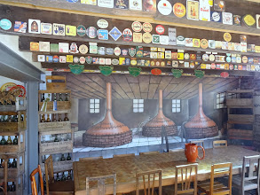 Photo: tasting room at Brasserie Thiriez
