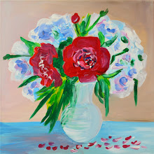 Photo: красный цветок