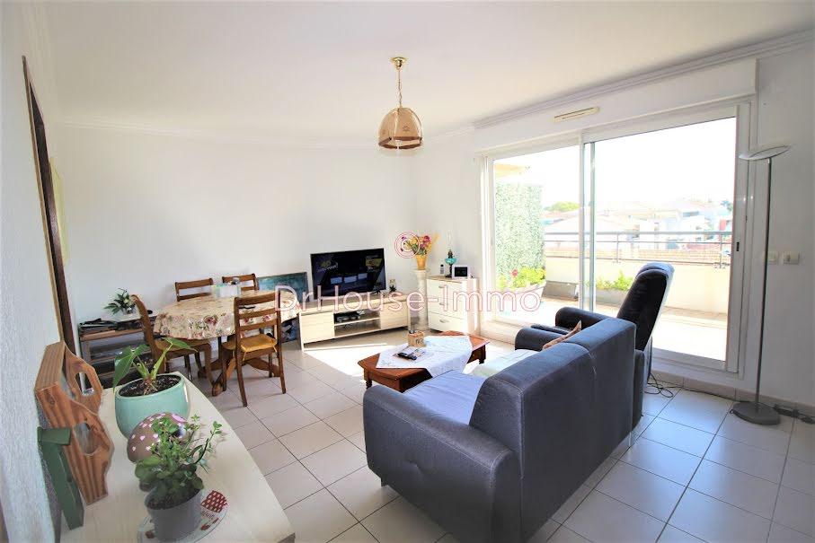 Vente appartement 3 pièces 54 m² à Cagnes-sur-Mer (06800), 288 000 €