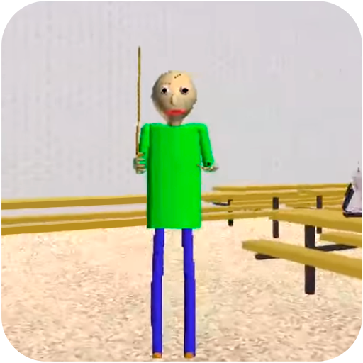 Baldi\'s Basics in Education and Learning Game