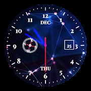 App Designer Tech Clock Live wallpaper APK for Windows Phone