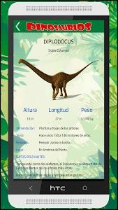 Guia Dinosaurios Prehistóricos screenshot 3