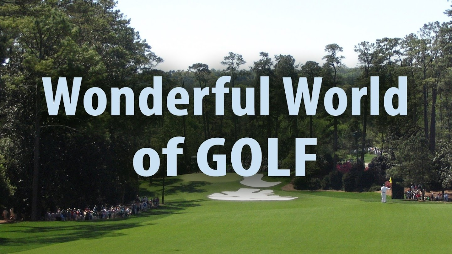 Wonderful World of Golf