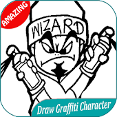 300 How To Draw Graffiti Character