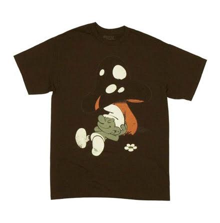 T-Shirt - Lazy Mushroom