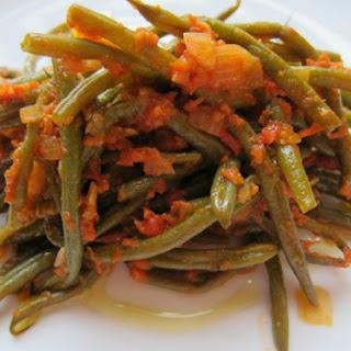 Haricots Verts Du Sud Recipe