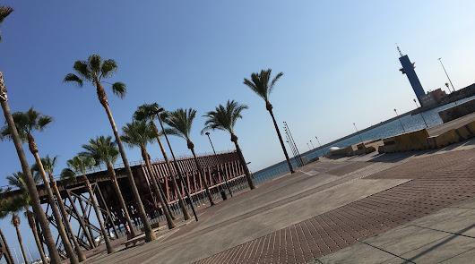 Ronda ventanal de Almería