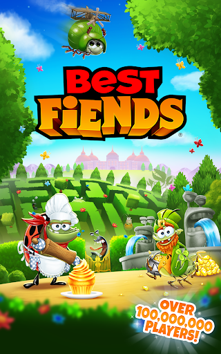 Best Fiends - Free Puzzle Game apktram screenshots 7