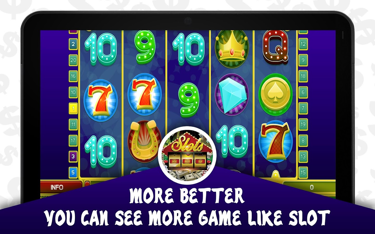 Golden Slots Grand Casino- screenshot