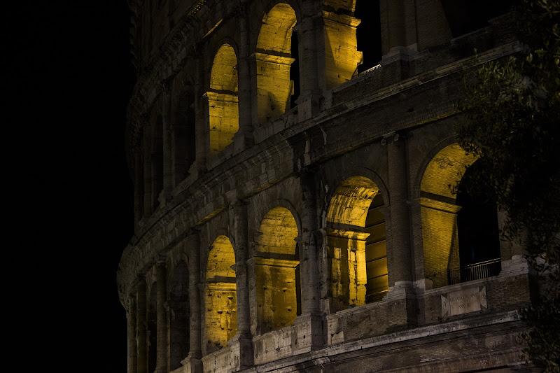 Luci al Colosseo di fabiodalessio88