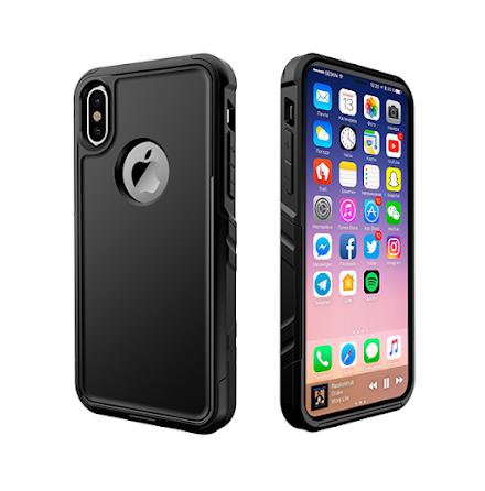 RockyLife stötsäkert mobilskal till iPhoneX