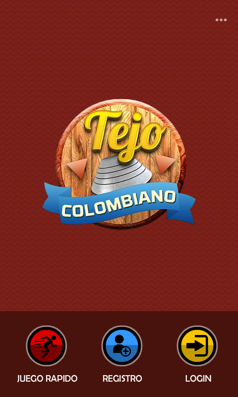 Tejo Colombiano- screenshot