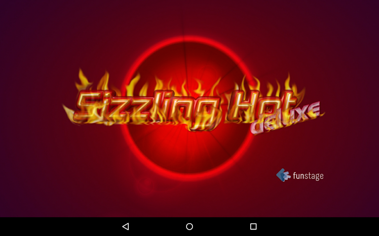 android Sizzling Hot™ Deluxe Slot Screenshot 7