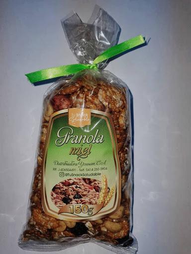 snack granola tu snacks saludable 15ogr