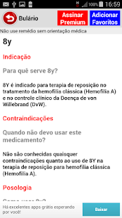 Bulário Bulas de Remédios FREE- screenshot thumbnail