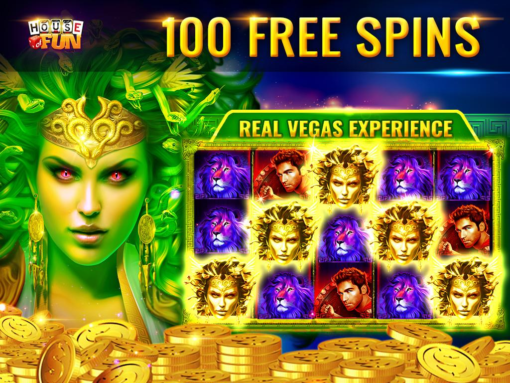 free casino slot games vegas