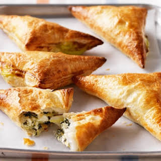 Greek/Spinach Turnovers.