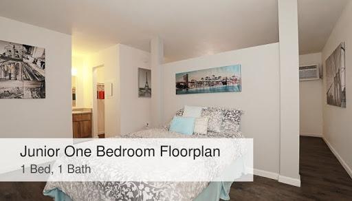 Junior One Bedroom Floorplan | Casa Del Coronado Apartments ...