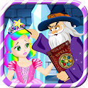 Escape games - princess girl icon