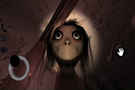 Momo Horror Game Screenshot