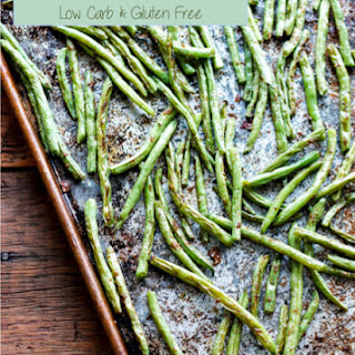 Moroccan Roasted Green Beans – Low Carb & Gluten Free.